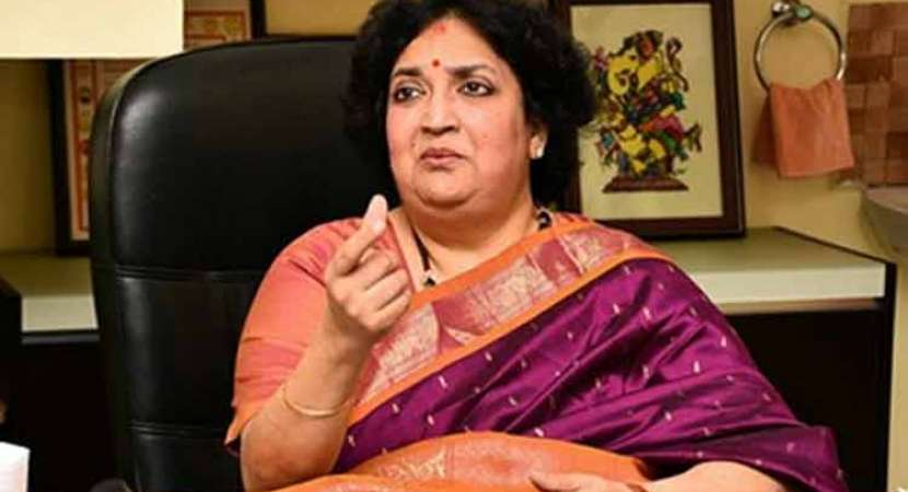 Latha Rajinikanth failed to pay dues of Rs. 6.20 crore to advertising firm Ad Bureau.