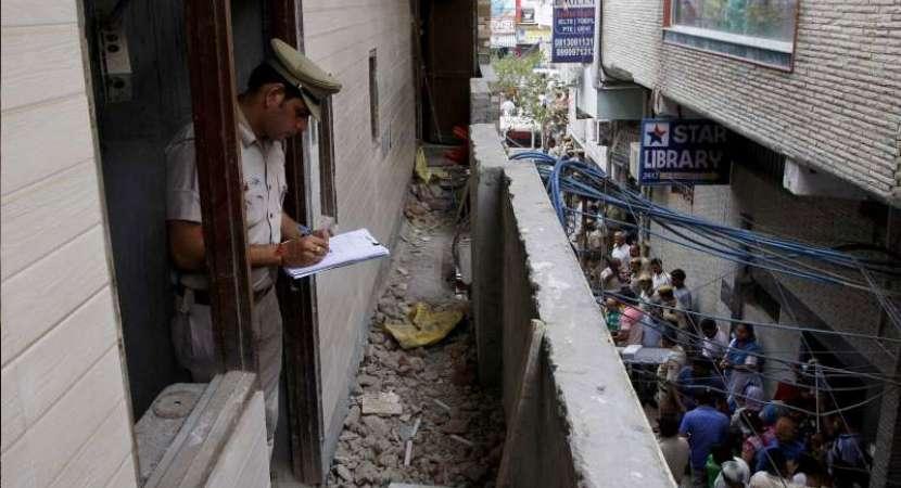 Cop during investigation of Burari death case