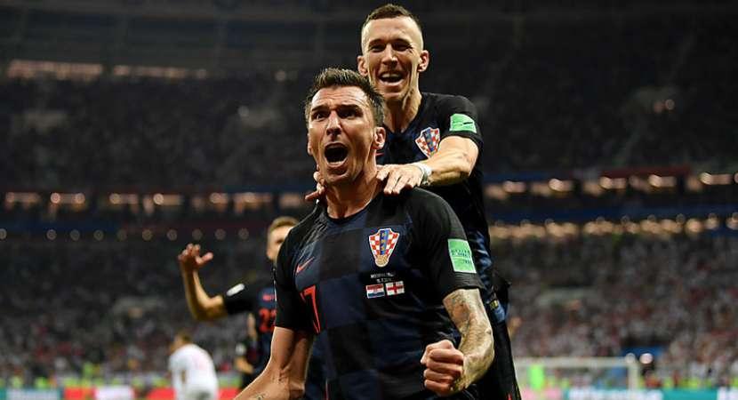 FIFA World Cup: Croatia reach final with a 2-1 win over England