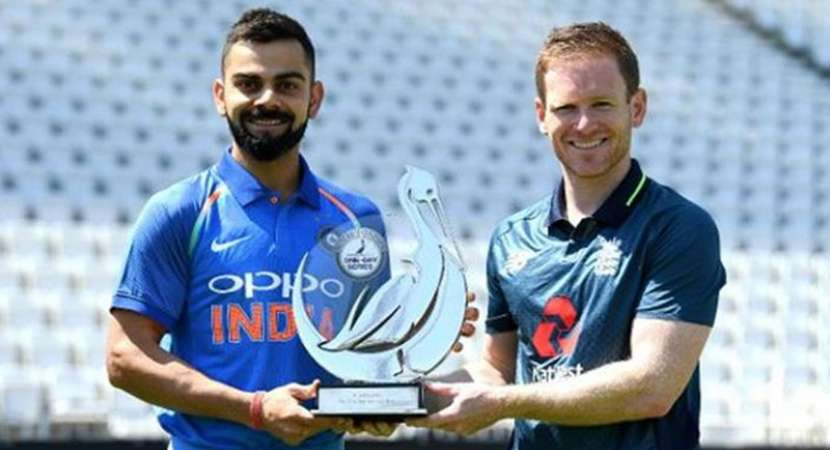 India aims to keep winning momentum on against England in First ODI