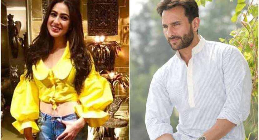 There is a speculation that the film will showcase a slice-of-life story and Saif will be seen playing the role of Sara's father in the film, as well.