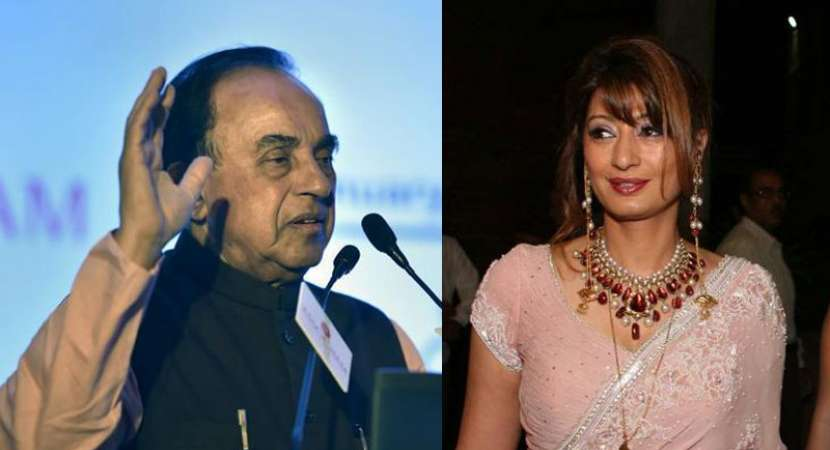 Sunanda Pushkar case: SC disposes of Swamy's plea for SIT probe
