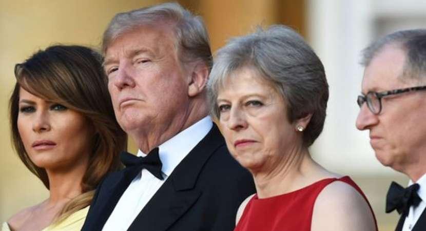 Theresa May's Brexit plan may kill US trade deal: Donald Trump