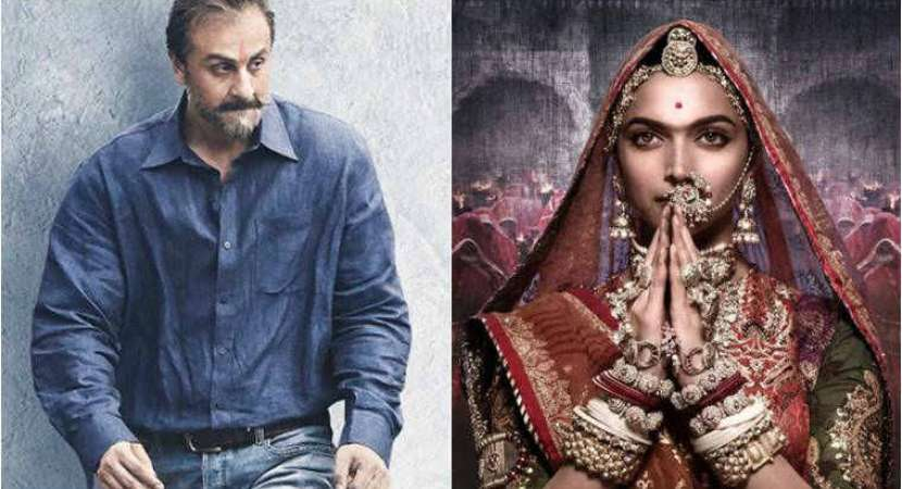 Sanju's box office collection in the second week of its release falls short of Rs 300 crore