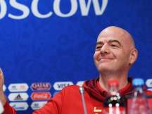 2018 World Cup in Russia 'best ever': FIFA head Infantino