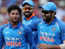 Rohit, Kuldeep help India thrash England by 8 wickets in 1st ODI