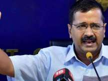 Delhi CM Arvind Kejriwal attacks Narendra Modi for harping on Hindu, Muslim issue