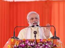 PM Narendra Modi lambasts Mamata regime, says Bengal looking to end oppression