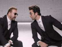Ranbir Kapoor and Sanjay Dutt in a special song Baba Bolta Hai Bas Ho Gaya