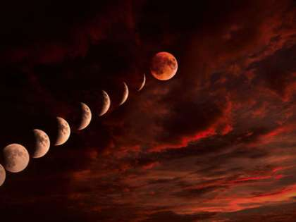 Blood Moon 2018 Planetariums Plan For Longest Lunar Eclipse In India