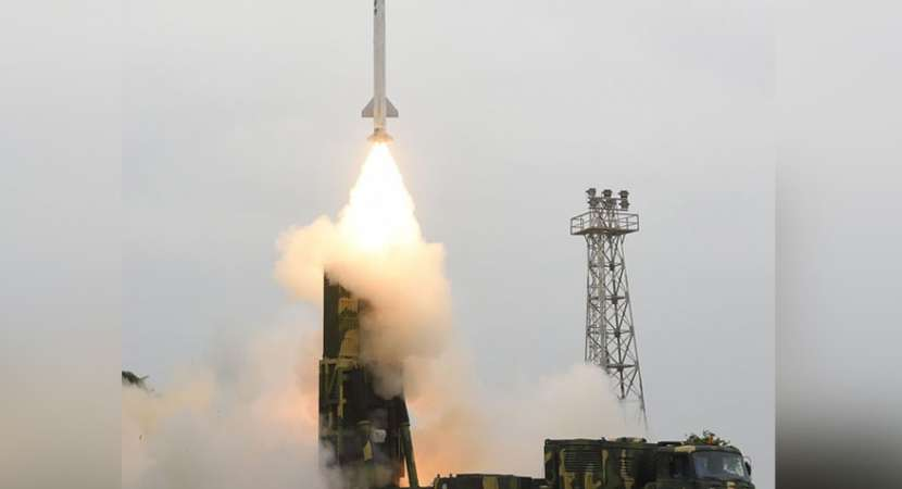 Defence Minister Nirmala Sitharaman congratulated the Defence Research and Development (DRDO) on the successful flight test