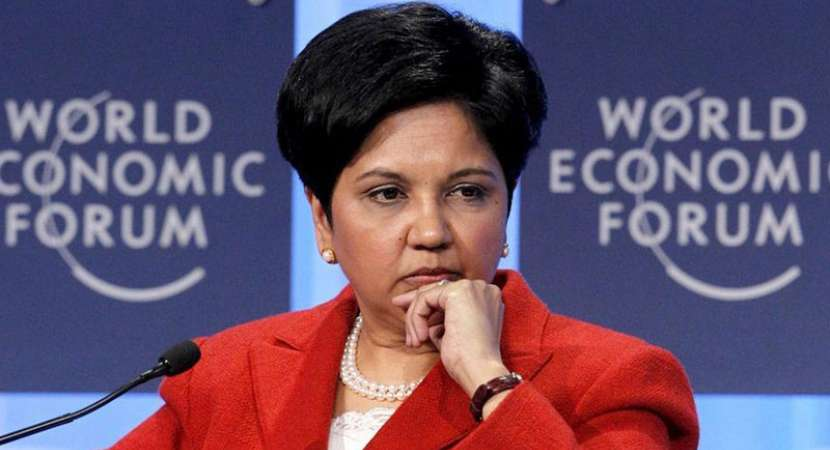 PepsiCo's Indra Nooyi to step down as CEO in October