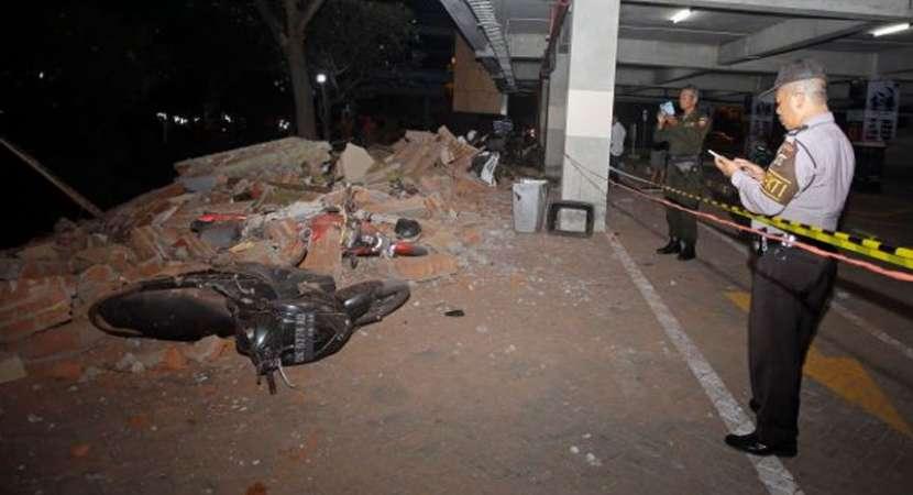 82 killed as powerful quake jolts Indonesia