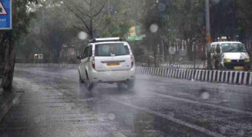 Light rains lash parts of Delhi-NCR on Tuesday