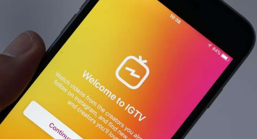 Users of Android and iOS smartphones can easily operate IGTV app and in addition, they can also use it in the web version of Instagram