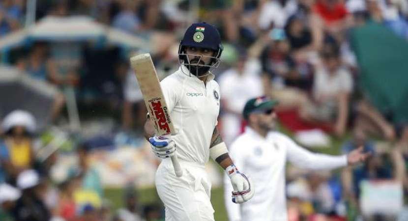 Virat Kohli optimistic about India's chances at Lord's