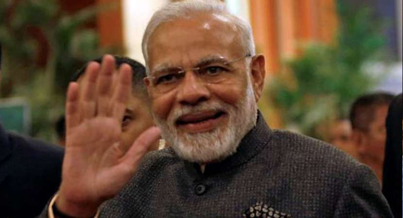 Modi congratulates NDA's Harivansh on being elected deputy RS chair