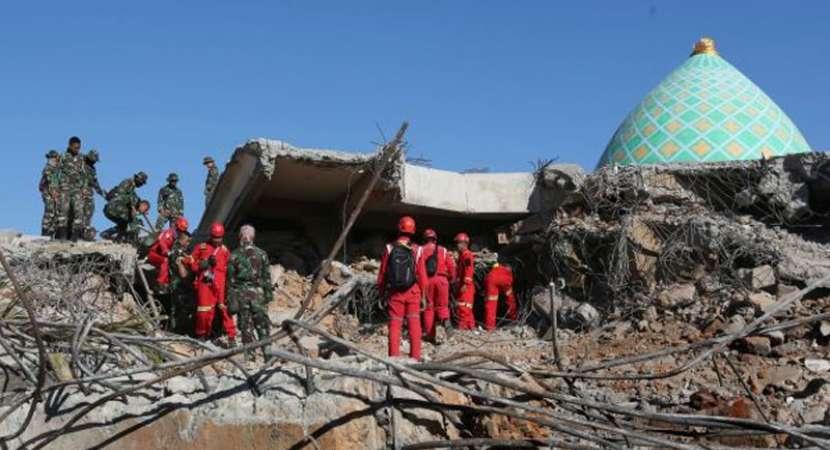 New quake jolts Indonesia's Lombok