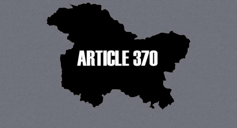 Article 370: All you need to know about Article 370 of Indian Constitution