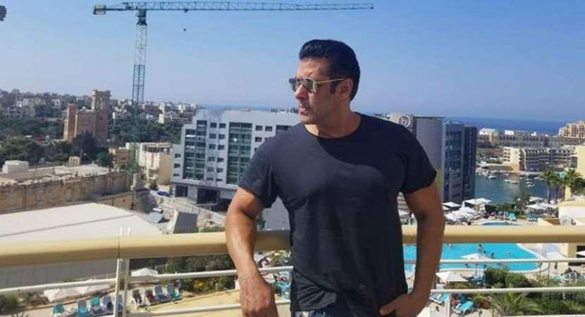 Salman Khan starts Malta schedule of 'Bharat'