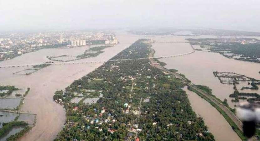 Kerala rains subside, Idukki waters recede