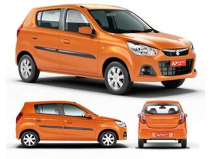 Top 10 Car In India Under 5 Lakhs