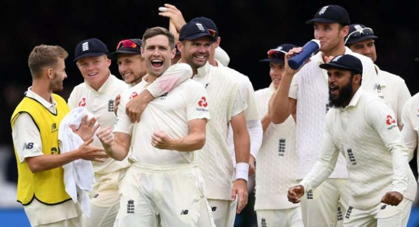 England outplay India by innings and 159 run at Lord's