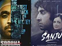 'Soorma' vs 'Sanju': Why do films on anti-heroes attract larger crowds?
