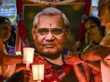 Shri Atal Bihari Vajpayee ashes to be immersed in rivers of Jharkhand
