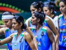Asiad 2018: India women's basketball team lose to Chinese Taipei