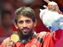 Wrestler Bajrang dedicates his Asiad gold to Vajpayee