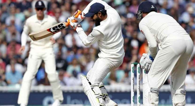 England lead by 154, Jadeja's batting heroics keeps India in contest