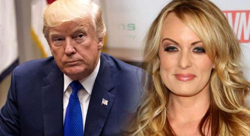 Donald Trump seeks to move past Stormy Daniels lawsuit