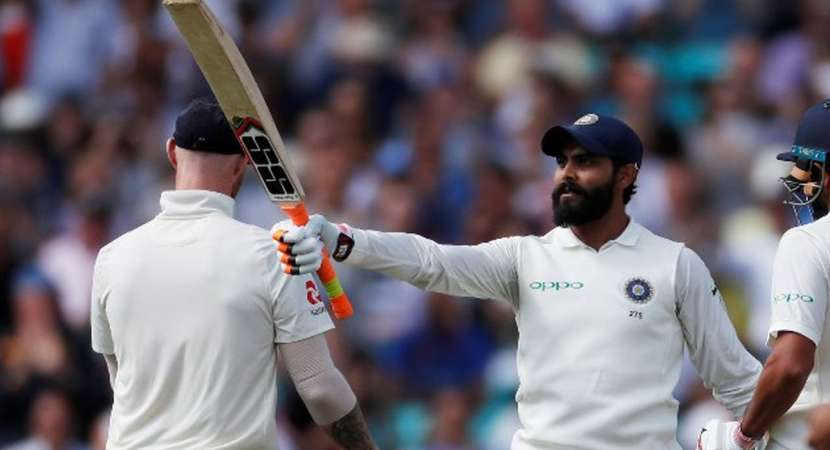 Oval Test: India bowled out for 292, trail England by 40 runs