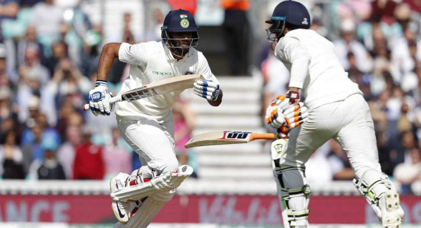 Fifth Test: Vihari, Jadeja help India reach 240/7 at lunch
