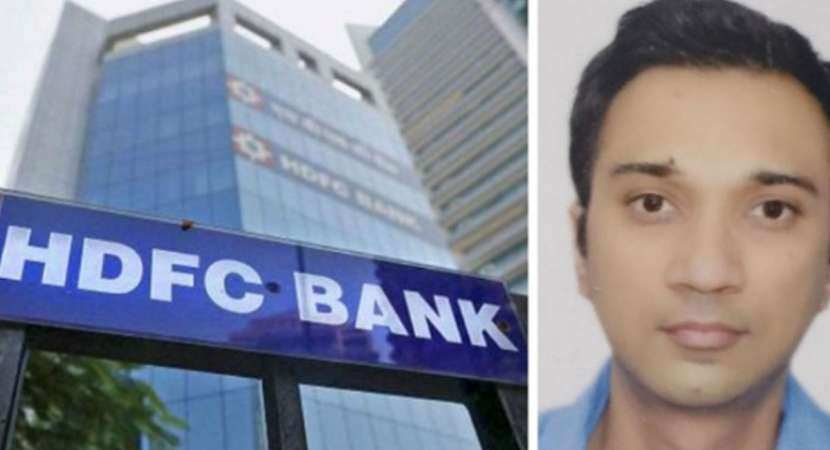 HDFC Vice President goes missing, abduction suspected
