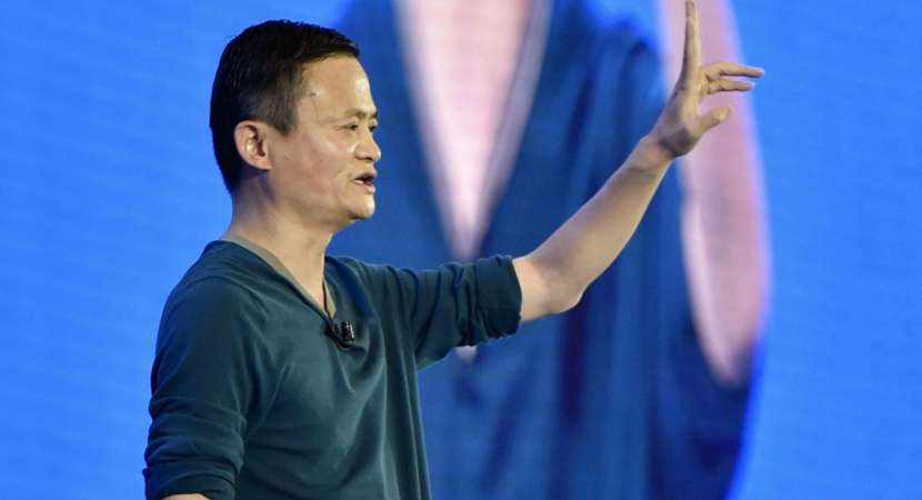 Alibaba's Jack Ma to retire next year, Daniel Zhang to succeed