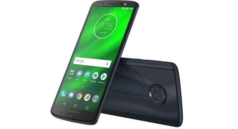 Moto G6 Plus with 6GB RAM in India for Rs 22,499