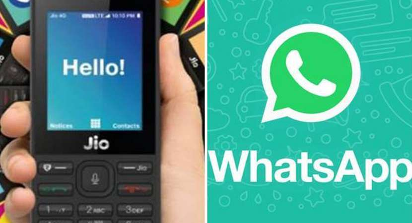 WhatsApp to be available on all JioPhones by September 20