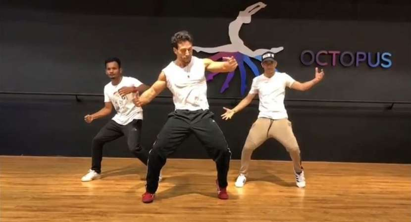SOTY 2: Tiger Shroff's dancing video will make your day