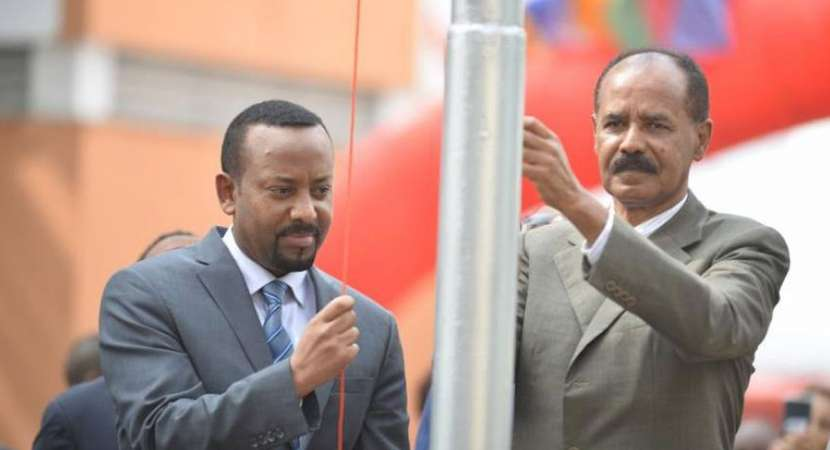 Ethiopia-Eritrea border reopens after 2 decades of dispute