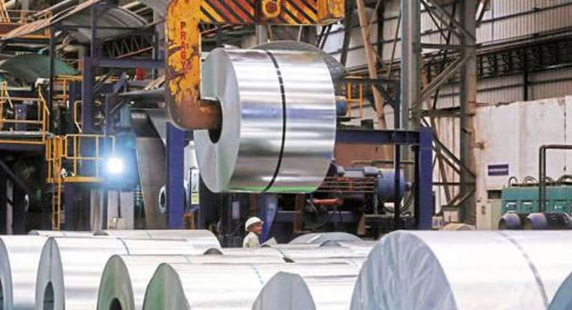 India's July industrial output eases to 6.6%