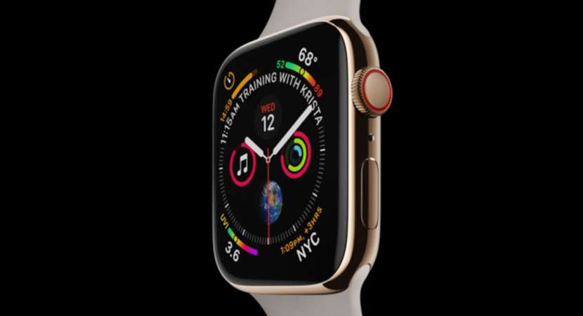 Apple Watch Series 4 with bigger display unveiled