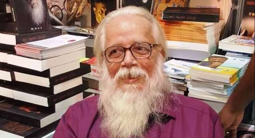 SC awards Narayanan Rs 50 lakh compensation in ISRO case (Lead)