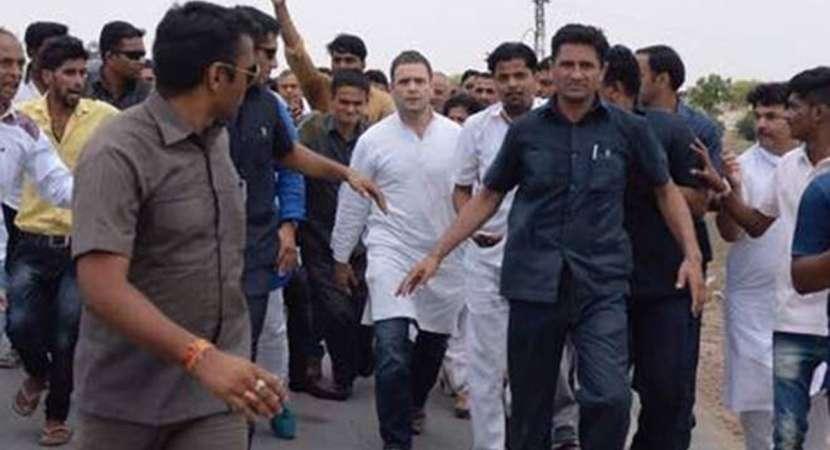 Rahul Gandhi to visit Madhya Pradesh on Monday