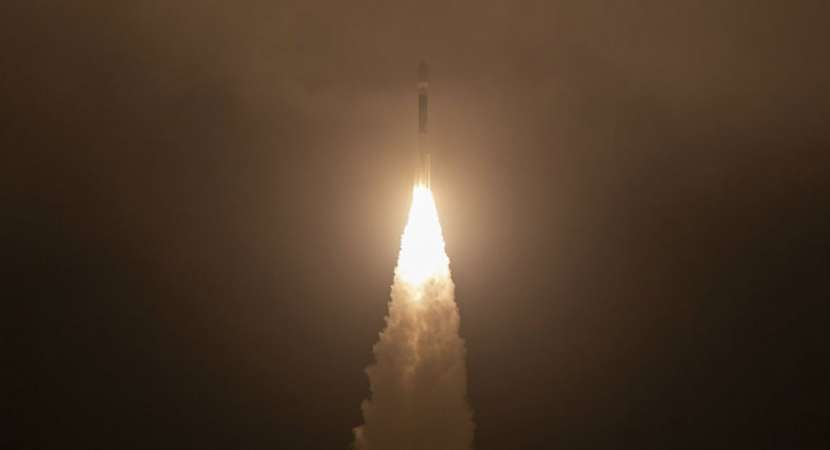 NASA launches satellite to track Earth's melting ice
