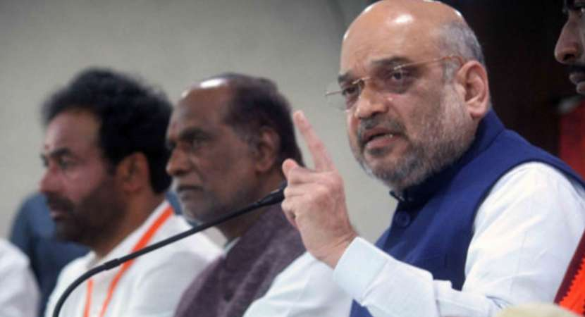 No alliance with TRS in Telangana: BJP chief