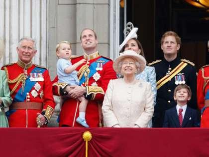 Royal Family Representational Image