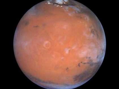 Mars (representative image)